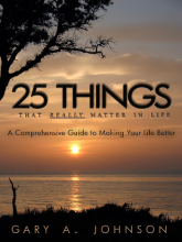 Johnson 25 Things That Really Matter